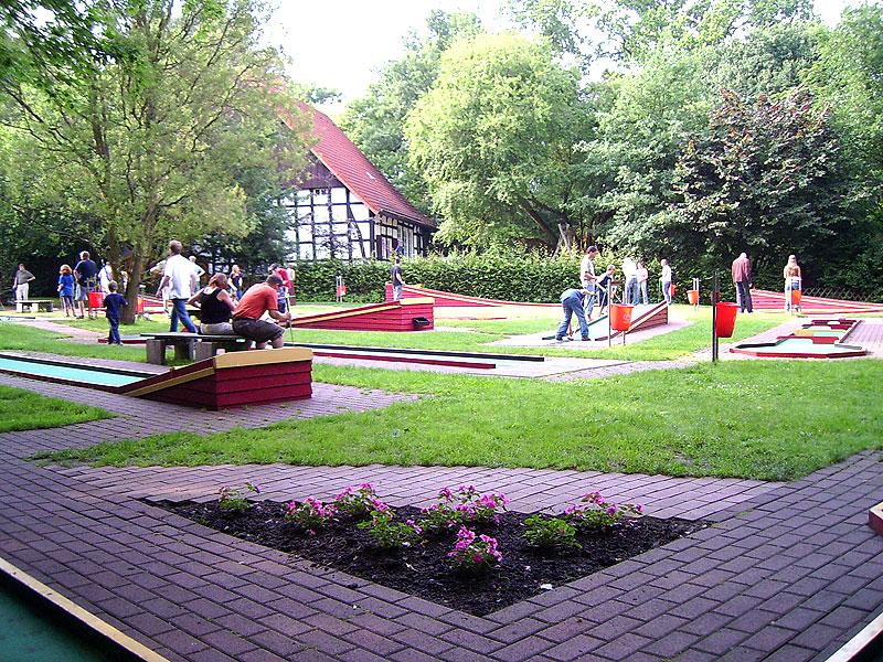 Minigolf Bielefeld